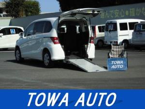 ホンダ フリード X 車椅子仕様車 スローパー 片側電動スライドドア ETC