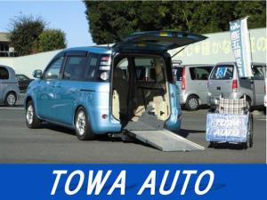 トヨタ シエンタ G ウェルキャブ 車いす仕様車 スロープタイプII