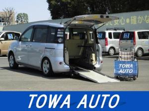 トヨタ シエンタ X ウェルキャブ 車いす仕様車 タイプI
