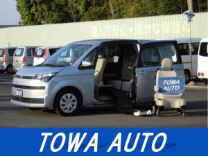 トヨタ スペイド F サイドアクセス車 Aタイプ 脱着シート仕様
