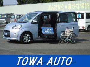 トヨタ ポルテ  ウェルキャブ 助手席リフトアップシートAタイプ リモコン付