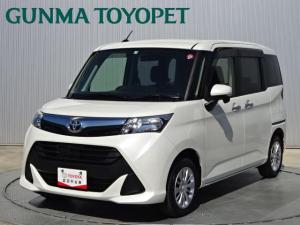 トヨタ タンク G SDナビ バックモニター スマートキー クルコン