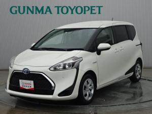 トヨタ シエンタ ハイブリッドX SDナビ バックモニター Sセンス
