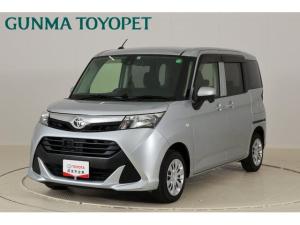 トヨタ タンク X S マニュアルA/C シートヒーター スマートキー スマアシ ワンオーナー