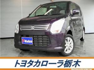 スズキ ワゴンR FXリミテッド CDチューナー・ETC・ベンチシート