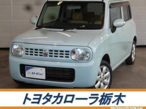 スズキ アルトラパン X 保証付 4WD スマートキー ベンチ&シートヒーター
