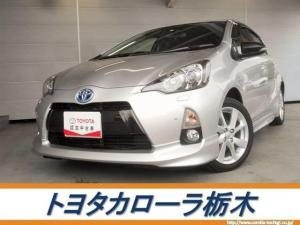 トヨタ アクア G 基本保証 HV保証付き スマートキー ドラレコ ETC