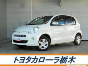 トヨタ パッソ プラスハナ 保証付き ワンオーナー ベンチシート CD