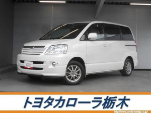 トヨタ ノア X Vセレクション 保証付き 車検整備付き ETC HID
