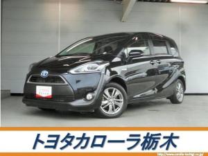 トヨタ シエンタ ハイブリッドG メモリーナビ・後席モニター・ETC