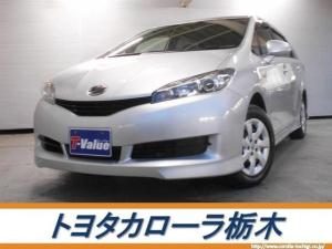 トヨタ ウィッシュ 1.8X HIDライト CDステレオ ETC キーレス