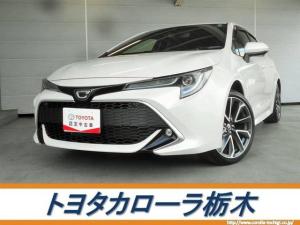 トヨタ カローラスポーツ G Z ナビ バックカメラ ETC 純正アルミ LEDライト
