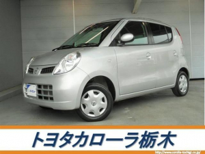 日産 モコ S ETC ベンチシート CDデッキ