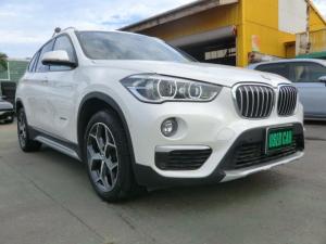 BMW X1 xDrive 18d xライン ハイライン コンフォート アドバンスドアクティブセーフティPK レザーシート パーキングアシスト インテリジェントセーフティ オートトランク