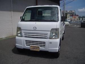 マツダ スクラムトラック KCスペシャル 4WD 5速 パワステ エアコン ラジオ