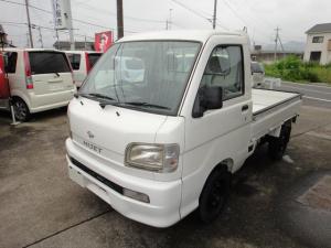 ダイハツ ハイゼットトラック スペシャル 4WD 車検整備付 エアコン