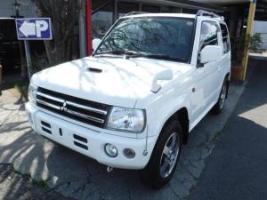 三菱 パジェロミニ アクティブフィールドエディション 4WD ターボ ナビ