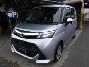 トヨタ タンク X S スマアシII  ナビTV バックカメラ スマートキー