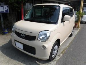 日産 モコ X FOUR 4WD ワンオーナー シートヒーター