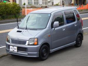 スズキ ワゴンR FTエアロ CD・キーレス