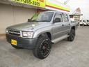 トヨタ/ハイラックス 0.5t Wキャブ 4WD ディーゼル