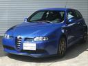 アルファロメオ/アルファ147 GTA タイミングベルト交換済 オレカマフラー ETC