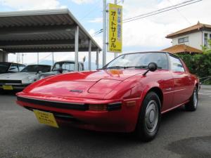 マツダ サバンナRX-7 GT 5速 12Aロータリー SA22Cノーマル車