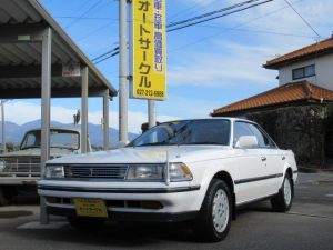 トヨタ カリーナED Gリミテッド 3SGツインカム16バルブ搭載 5速マニュアル 2オーナーノーマル車
