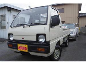 三菱 ミニキャブトラック ベースグレード マニュアル4速 !走行1.6万キロ!車検令和4年10月!