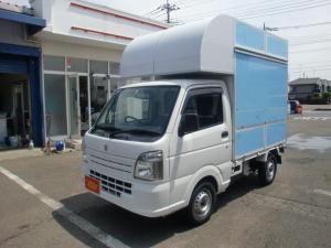 スズキ キャリイトラック キッチンカー 移動販売車 ケータリングカー 東京都対応可