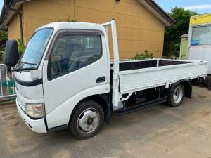 トヨタ ダイナトラック セミロングフルジャストロー平ボデー