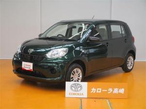 トヨタ パッソ X S スマアシII アイドリングS ベンチシート VSC