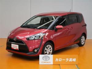 トヨタ シエンタ G TSS-C SDナビ 両側電動ドア ドラレコ イモビ