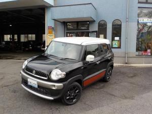 スズキ クロスビー ハイブリッドMZ 4WD ワイド地デジナビ付登録済み未使用車