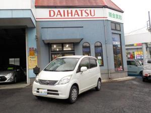 ダイハツ ムーヴ L 禁煙車 オプションカラー CDオーディオ 保証付
