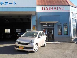 ダイハツ ミライース L SA エコアイドル スマートアシスト付サポカー CDオーディオ キーレス 保証付き