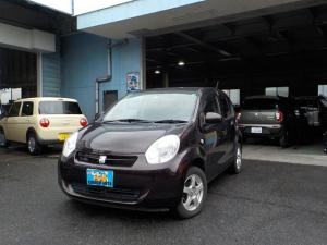 トヨタ パッソ X クツロギ 純正Bluetooth地デジナビ ワンオーナー 禁煙車 スマートキー ETC アルミホイール 保証付