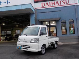 ダイハツ ハイゼットトラック エアコン・パワステ スペシャル 4WD(切替スイッチ)5速マニュアル ラジオ 保証付