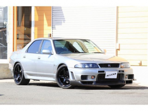 日産 スカイライン GT-Rオーテックバージョン ニスモファインスペックエンジン