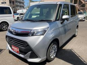トヨタ タンク X S オートライト クリアランスソナー SDナビ ETC