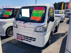 ダイハツ ハイゼットトラック スタンダード 切替式4WD 運転席エアバッグ パワーステアリング