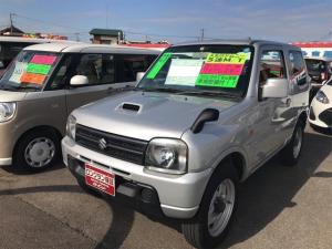 スズキ ジムニー XG キ-レス エアコン 記録簿 切替4WD ABS PW