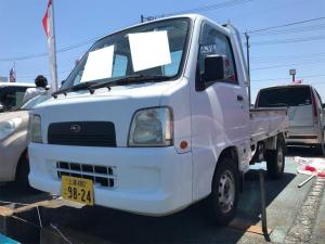 スバル サンバートラック TB 4WD エアコン パワステ MT 軽トラック