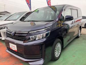 トヨタ ヴォクシー ハイブリッドX Sキー バックM ETC 盗難防止システム アイスト ドライブレコーダー