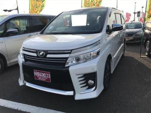 トヨタ ヴォクシー ZS 煌 バックM 両側自ドア スマートキ LEDランプ