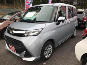 トヨタ タンク X S ナビ CVT スマートキー オーディオ付