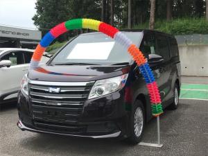 トヨタ ノア ハイブリッドX 衝突軽減 両側自動ドア Wエアコン