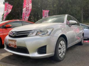 トヨタ カローラアクシオ 1.5X VSC CD再生 ABS エアコン パワステ カーテンエアバッグ