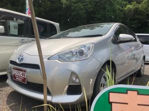トヨタ アクア G 横滑り防止機能 エコアイドル パワステ ABS オートエアコン エアバック