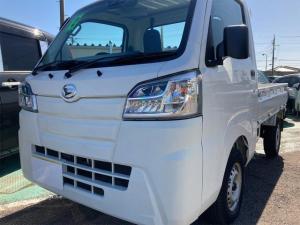 ダイハツ ハイゼットトラック スタンダードSAIIIt 4WD AC AT 修復歴無 LED 衝突被害軽減システム